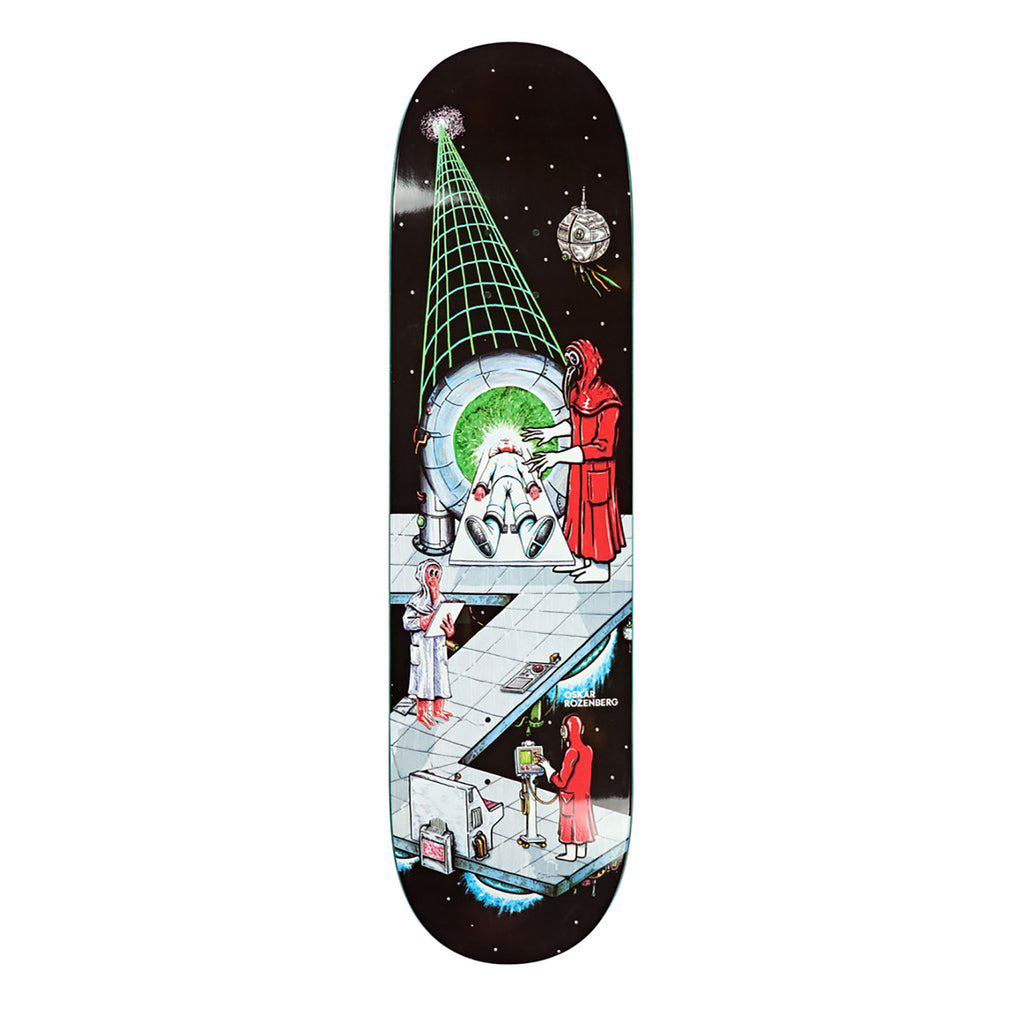 Polar Skate Co Oskar Rozenberg Vortex Journey Skateboard Deck in 8""