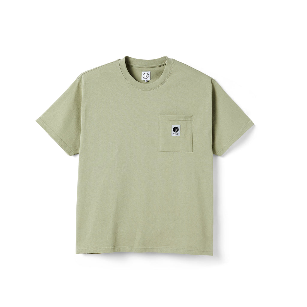 Polar Skate Co Pocket T Shirt in Smoke