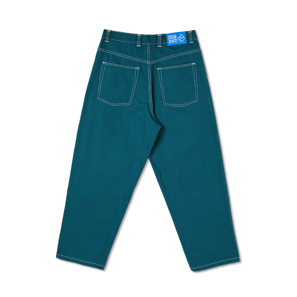 Polar Skate Co Big Boy Jeans in Green