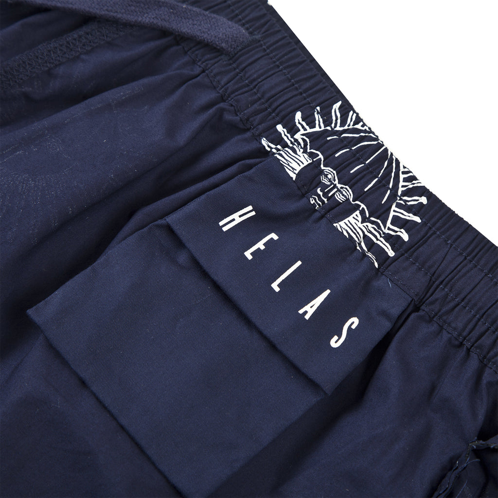 Helas Pyjamax Pant in Navy - Stash Pocket