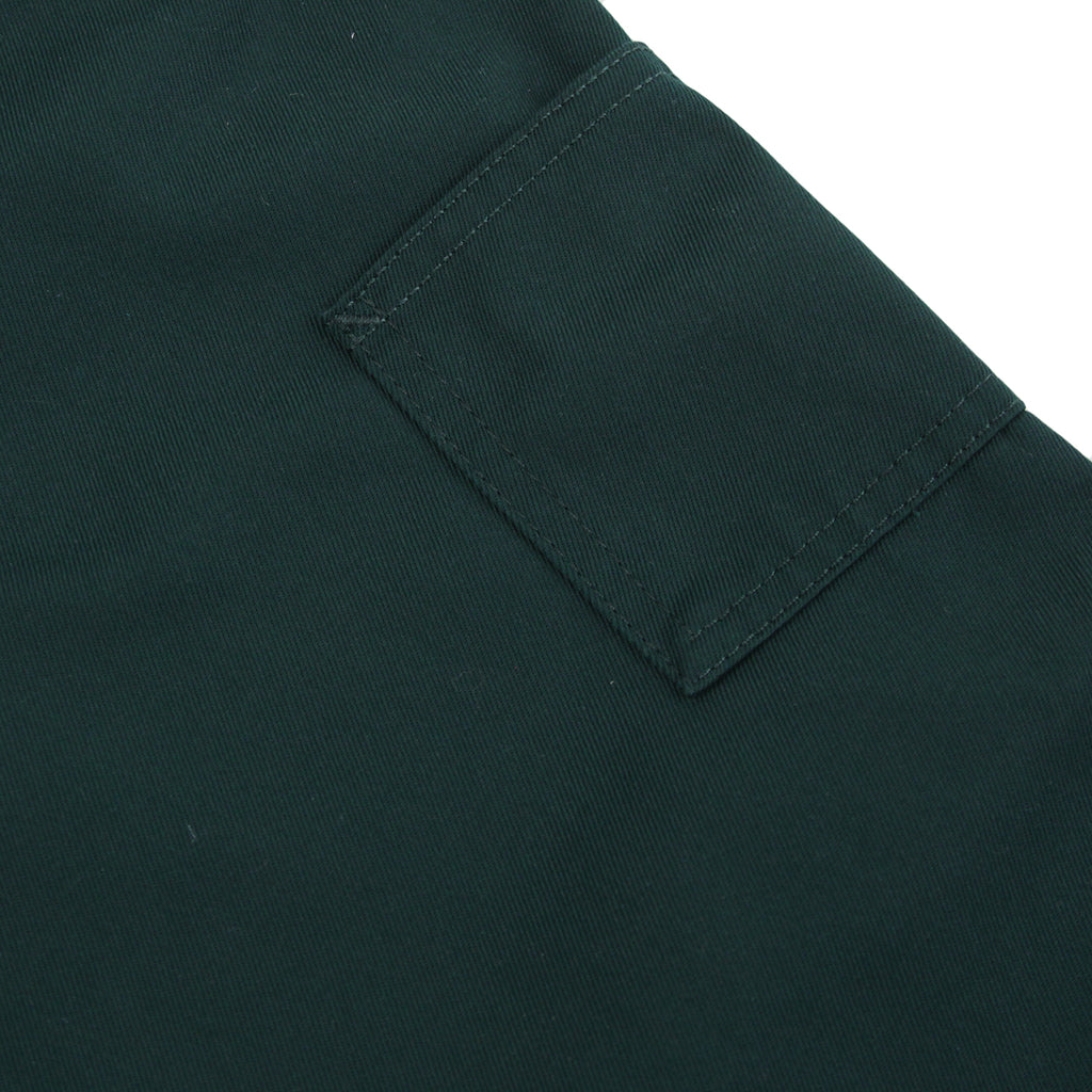 Carhartt WIP x Pass Port Pall Pant in Bottle Green - Pocket