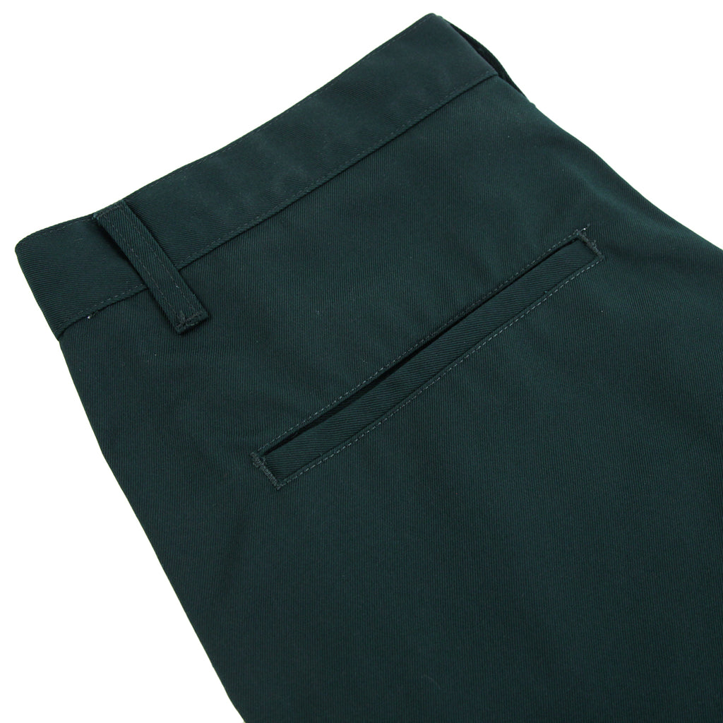Carhartt WIP x Pass Port Pall Pant in Bottle Green - Chino Pocket