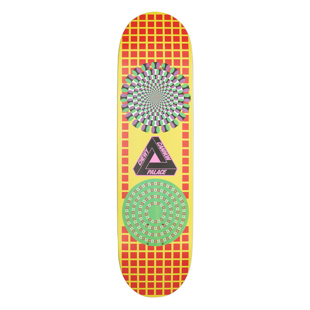 Palace Chewy Pro S16 Skateboard Deck in 8.375""
