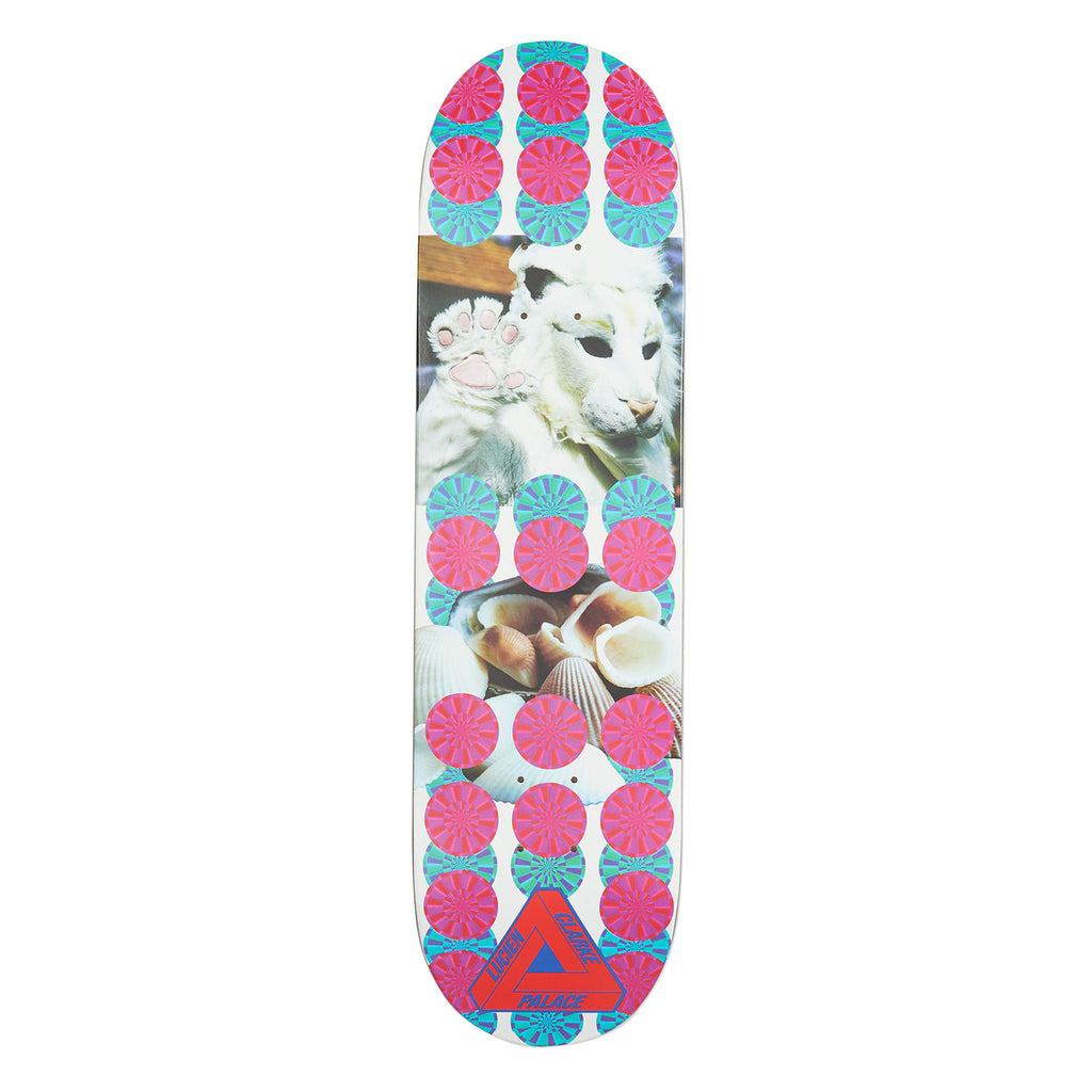 Palace Clarke Pro S16 Skateboard Deck in 8.25""