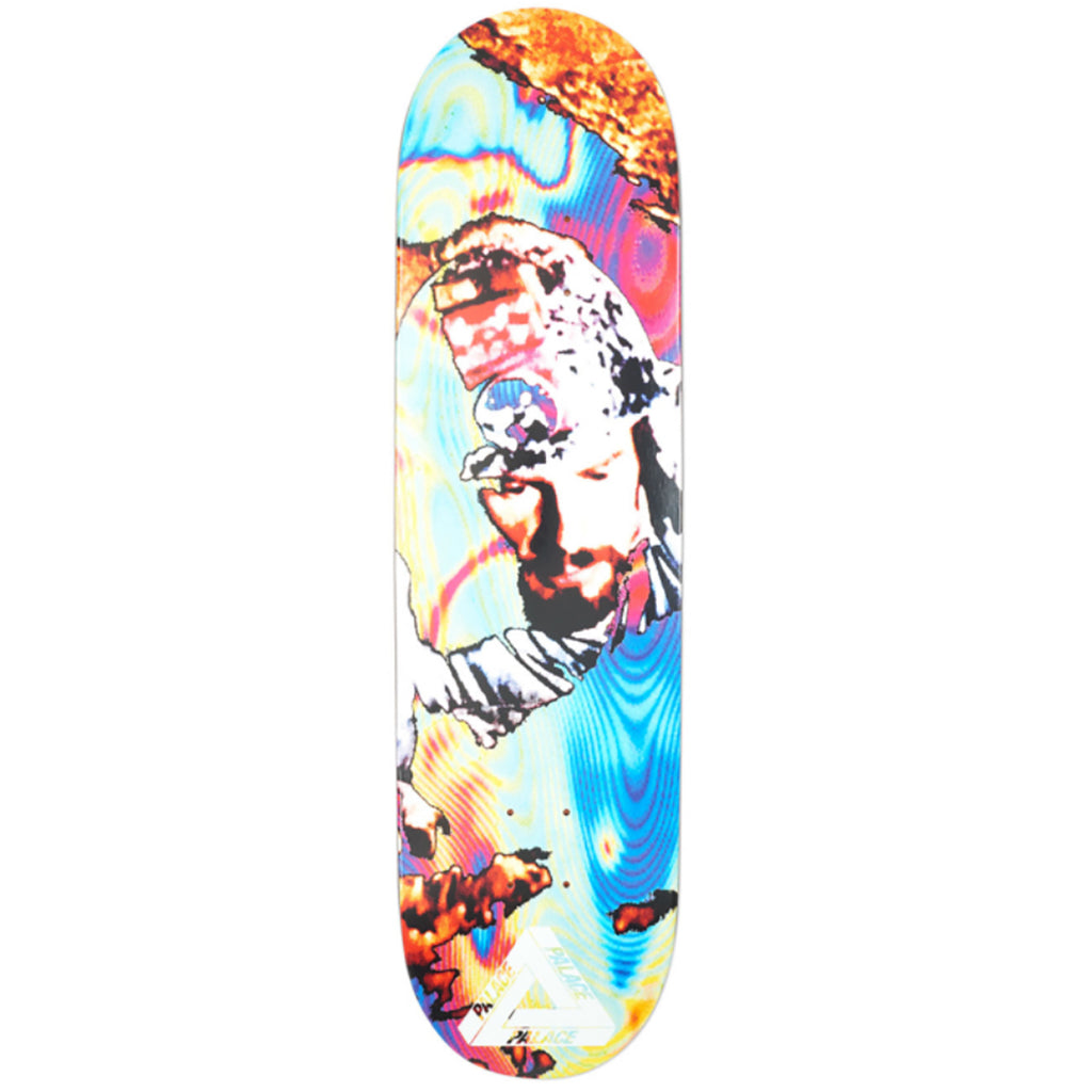 Palace Abbot Skateboard Deck in 8.375""
