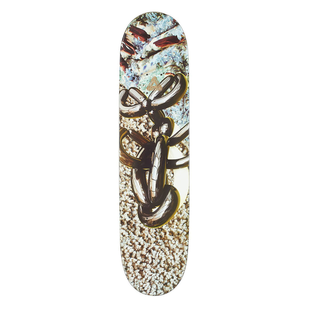 "Palace Brady Pro S13 Skateboard Deck in 8.06"" - Top"