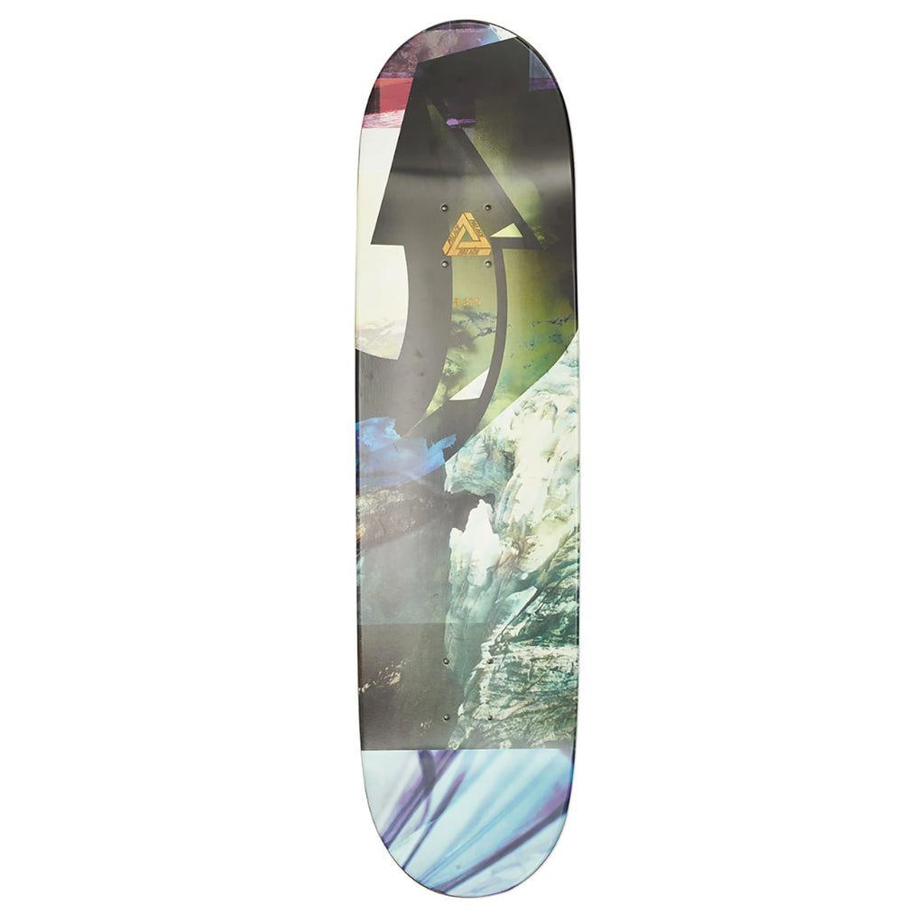 "Palace Chewy Pro S18 Skateboard Deck in 8.375"" - Top"