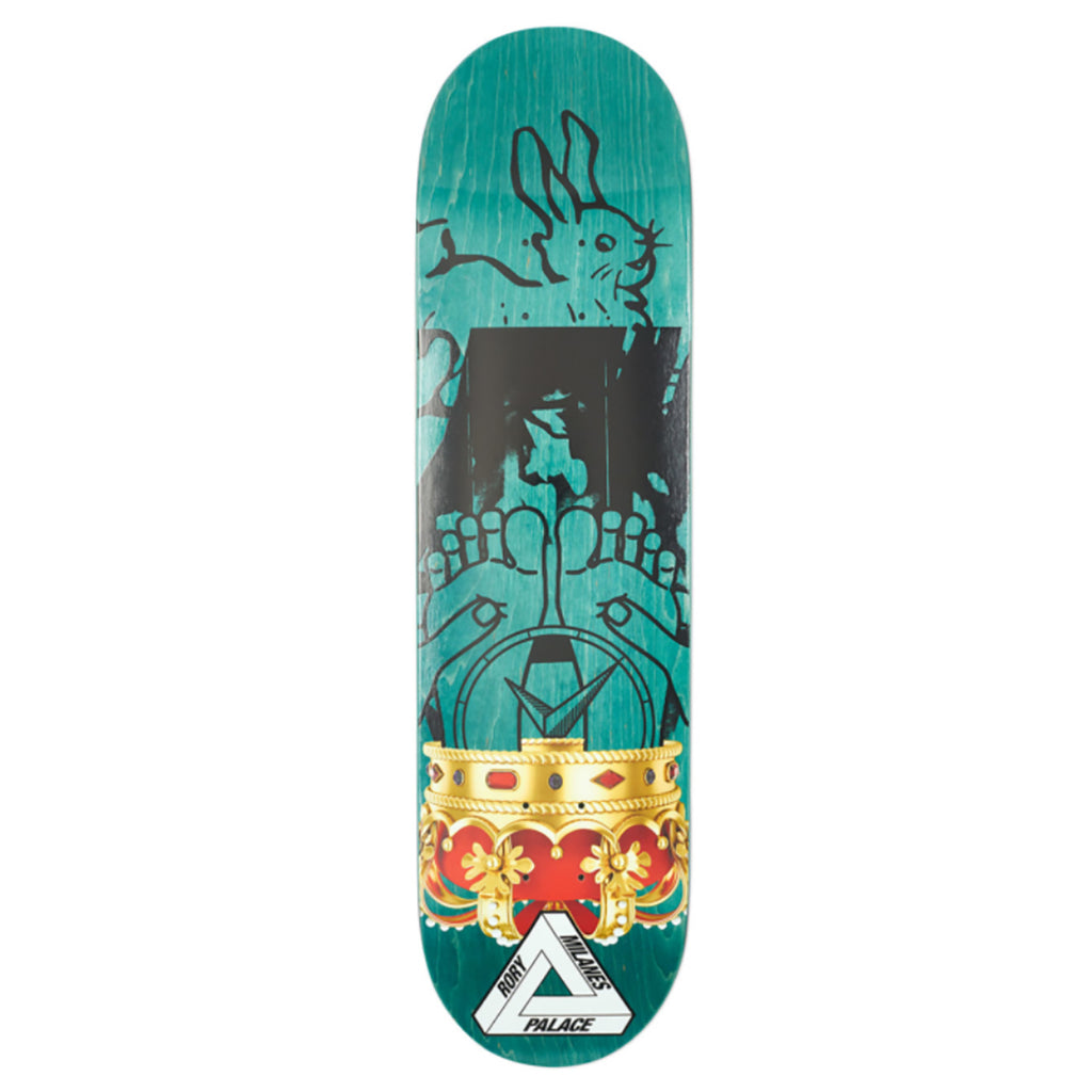 Palace Rory Pro S17 Skateboard Deck in 8.06""