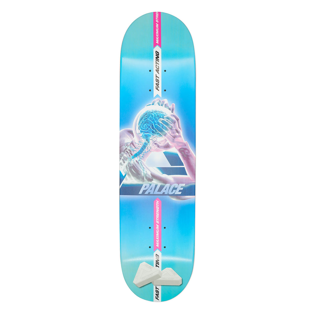 Palace Tri-Gaine Skateboard Deck in 8.375""