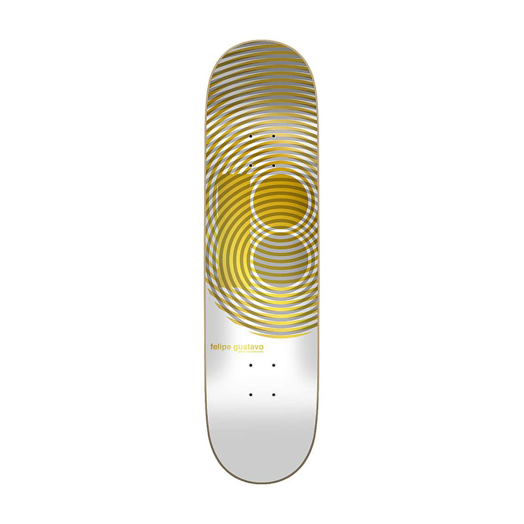 Plan B Felipe Geo Skateboard Deck in 8.25""