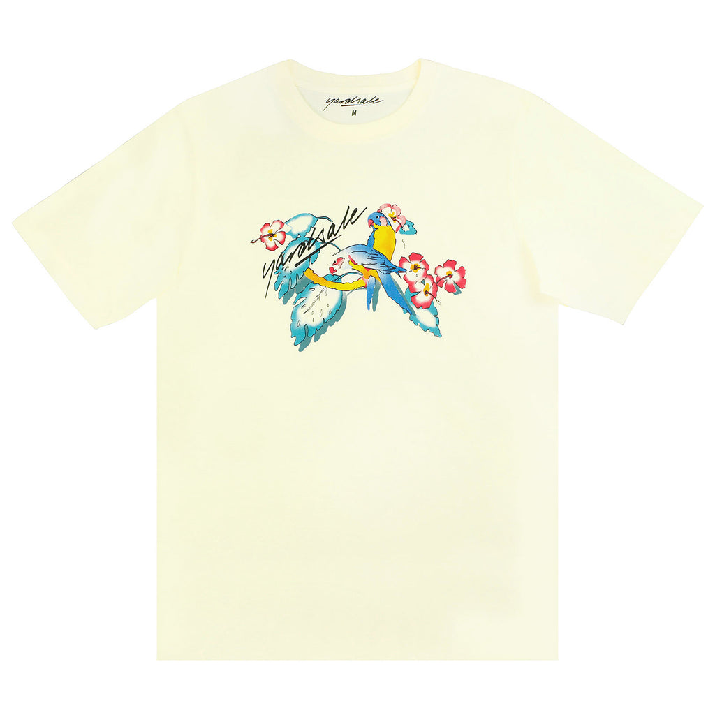 Yardsale Paradise T Shirt in Blonde -Front