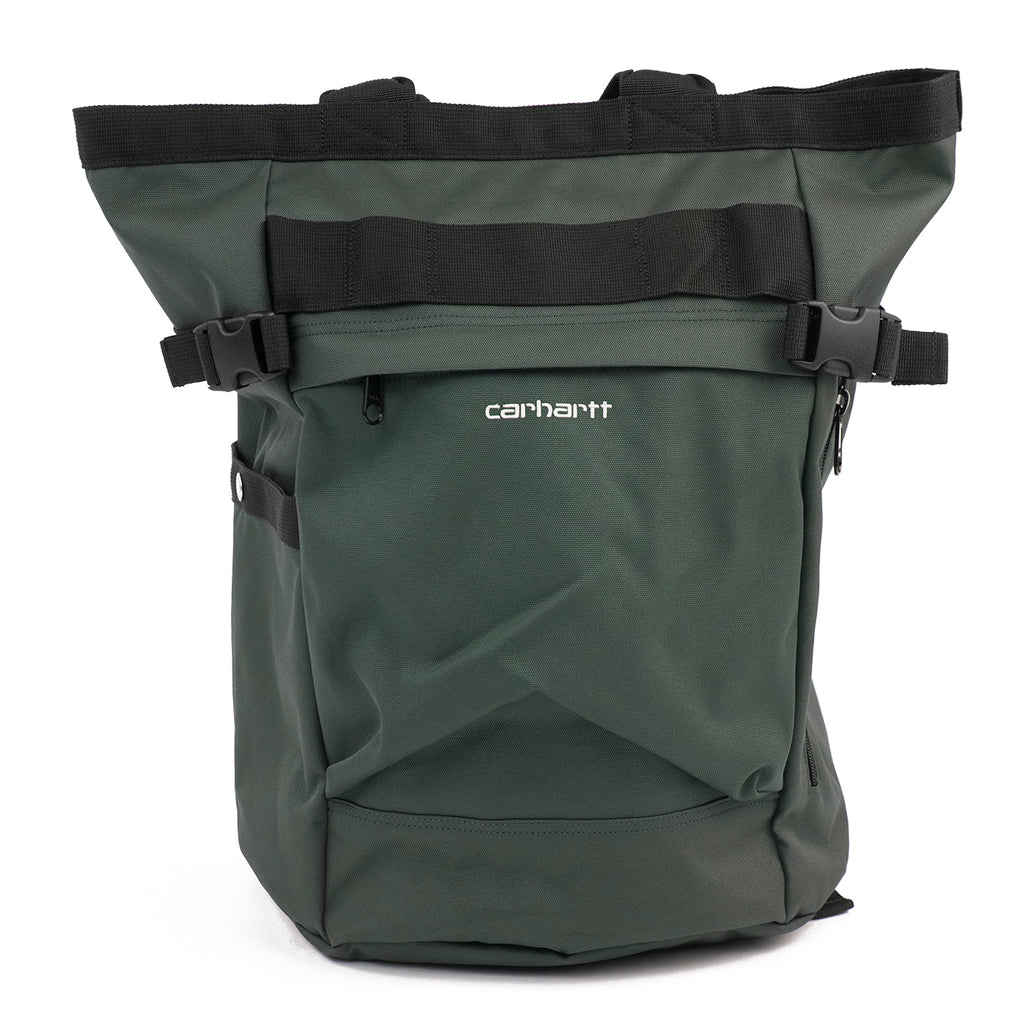 Carhartt Payton Carrier Backpack in Cypress / White