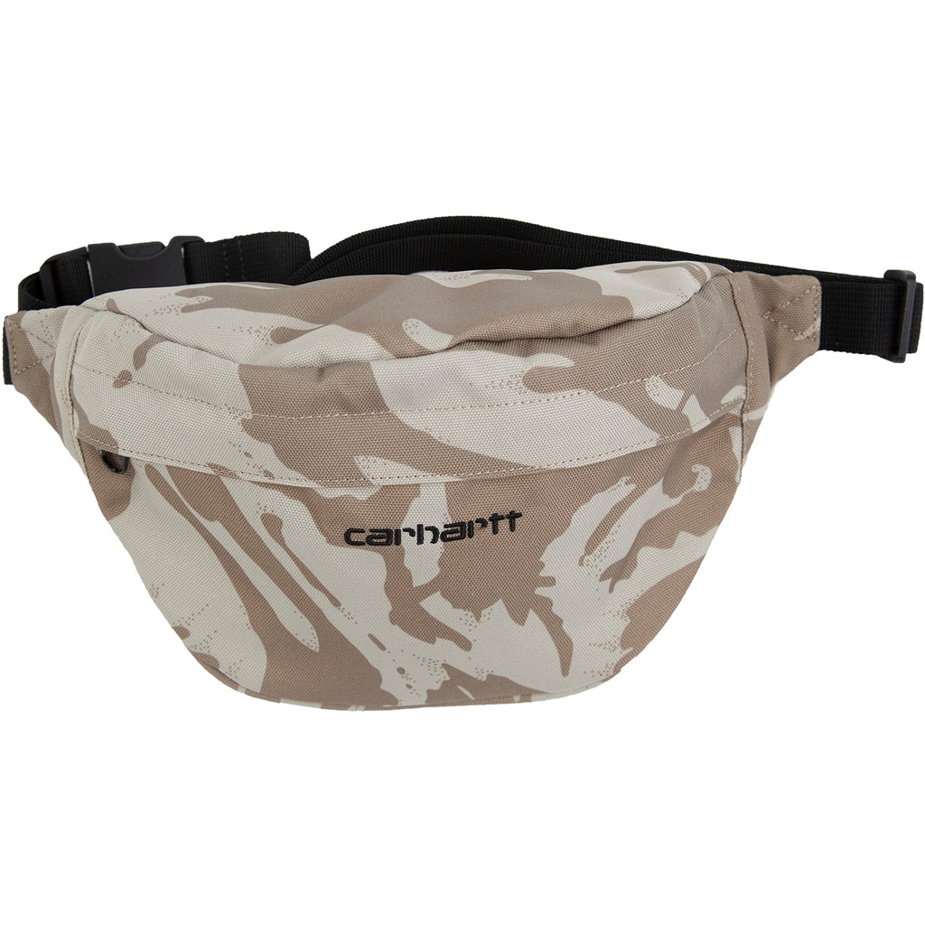 Carhartt Payton Hip Bag in Camo Brush Sandshell / Black