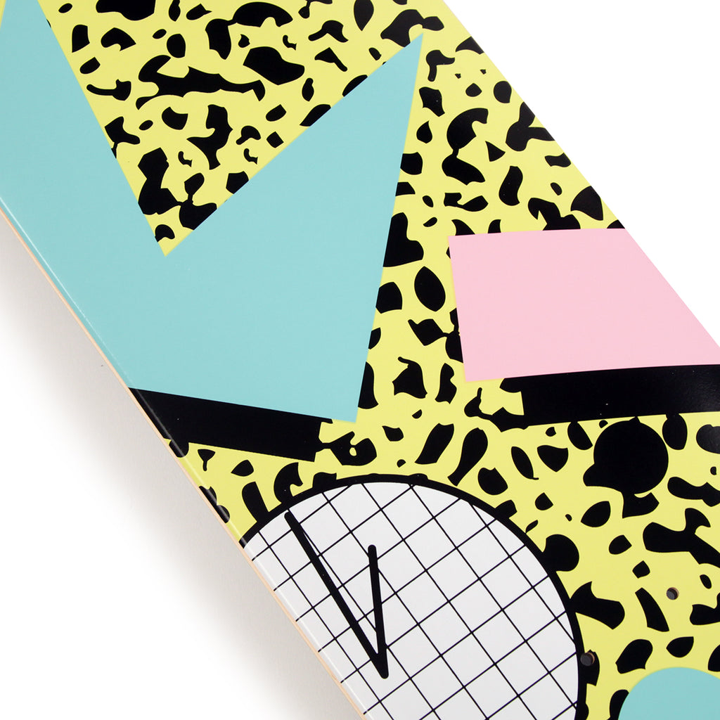 14:01 Skateboard Co x Penfold Skateboard Deck in Yellow - Detail