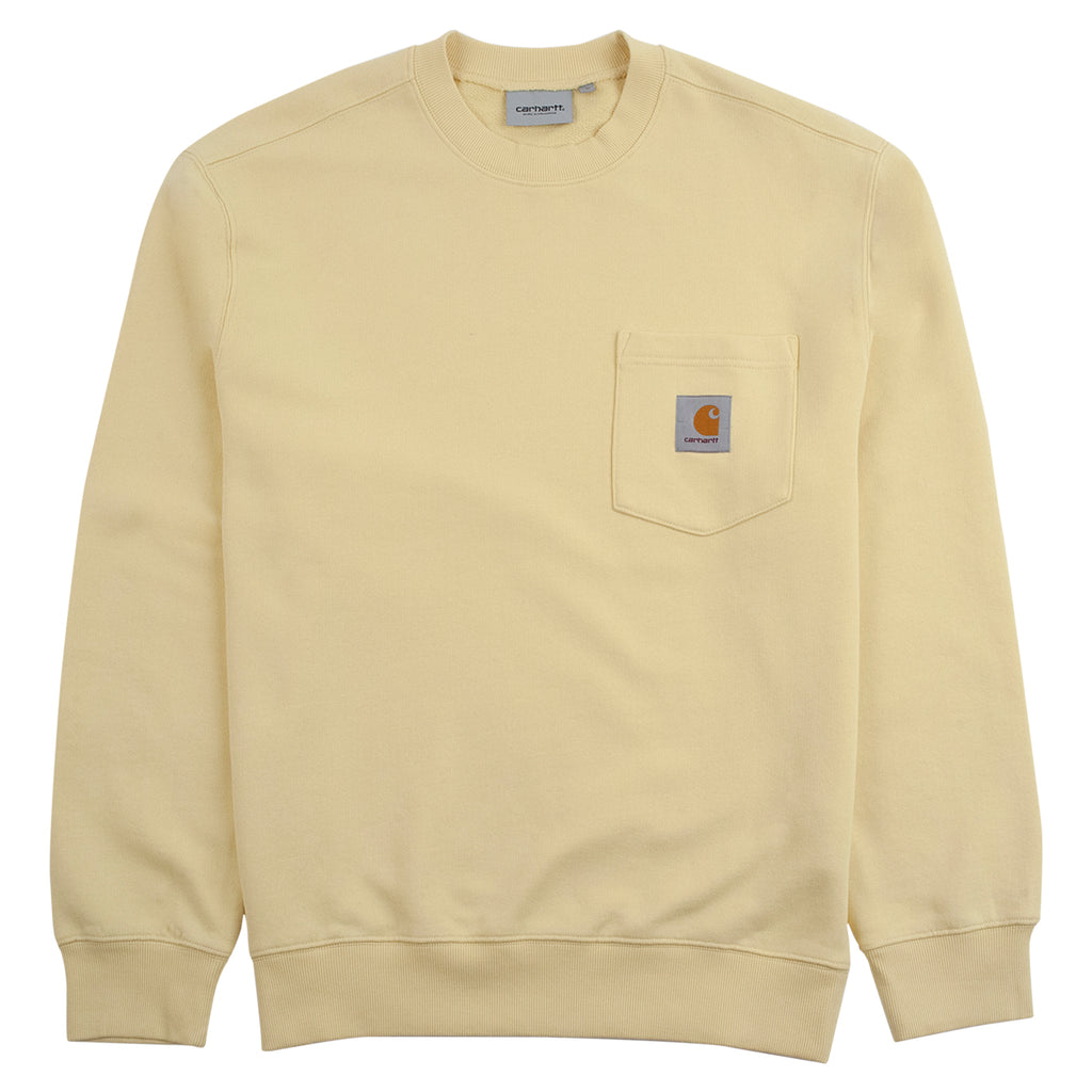 Carhartt WIP Pocket Sweatshirt in Fresco
