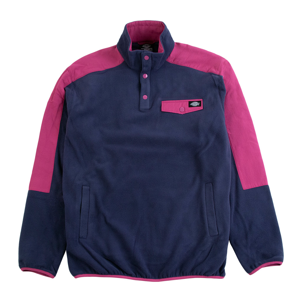Dickies Port Allen Fleece in Navy Blue