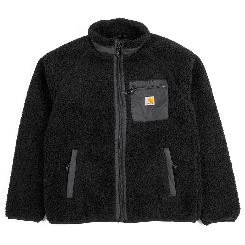 Carhartt WIP Prentis Liner Jacket in Black