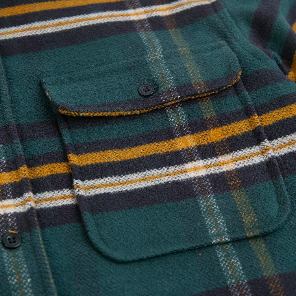 Dickies Prestonburg Shirt in Forest - Pocket