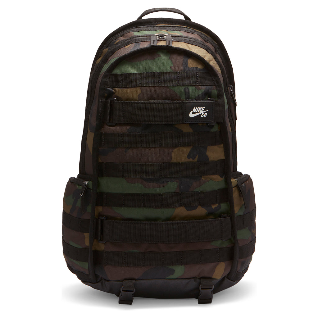 Nike SB RPM Graphic Backpack in Black / Black / Black