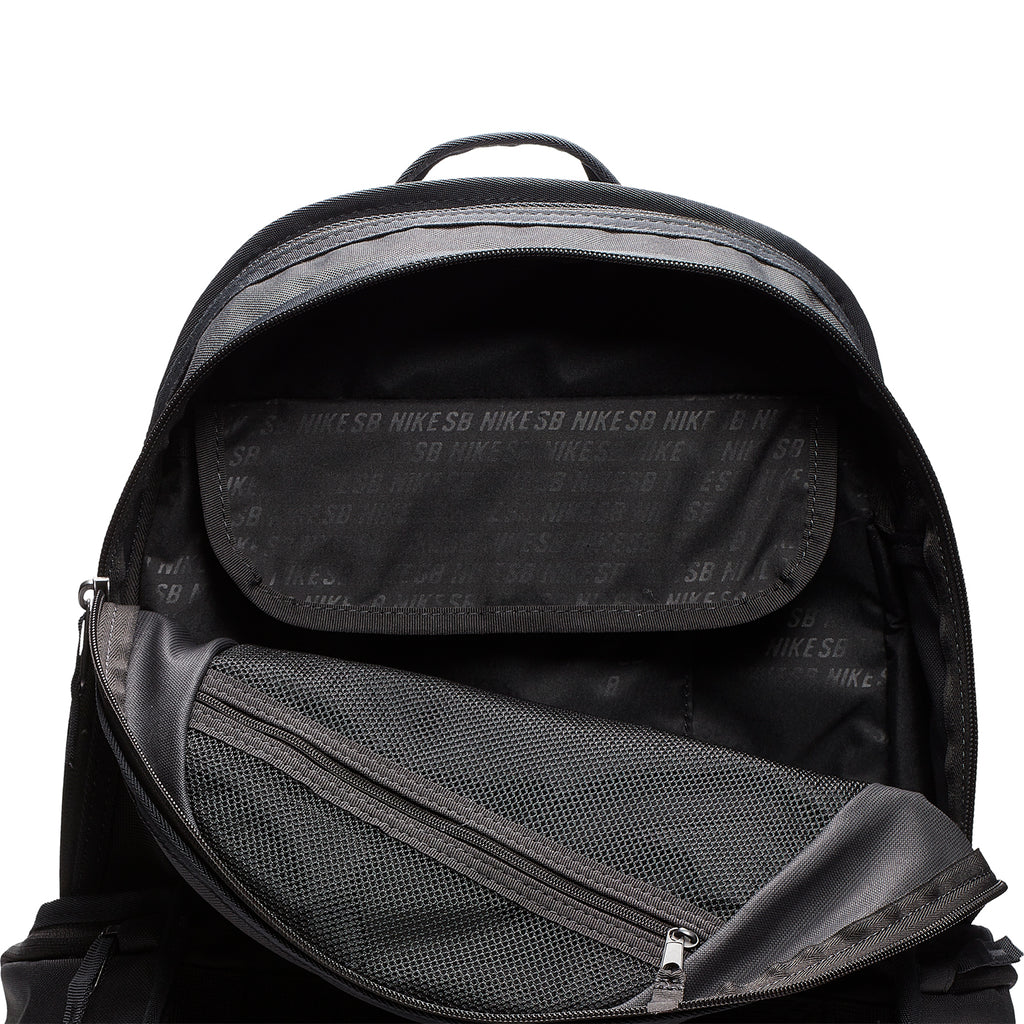 Nike SB RPM Backpack in Anthracite / Anthracite / Pale Ivory - Open