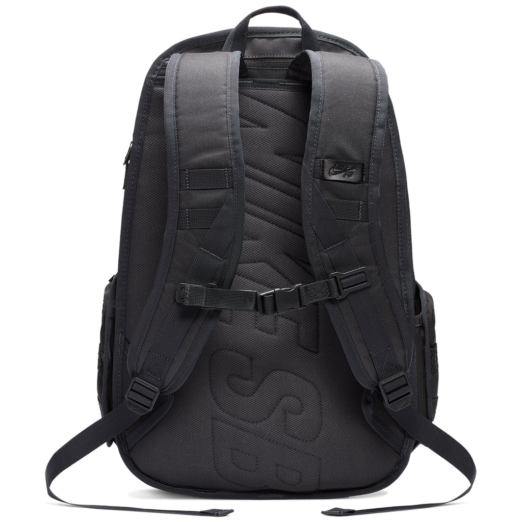 Nike SB RPM Backpack in Anthracite / Anthracite / Pale Ivory - Back