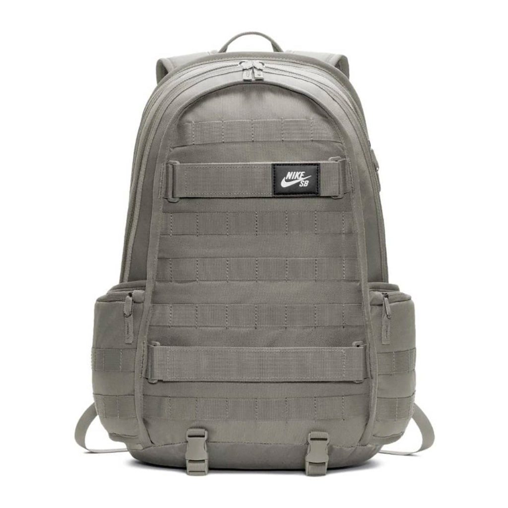 Nike SB RPM Graphic Backpack - Light Army / Light Army / Coconut Milk - Front