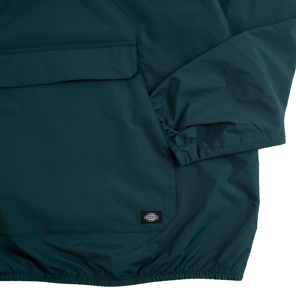 Dickies Rexville Jacket in Forest - Pocket/Cuff