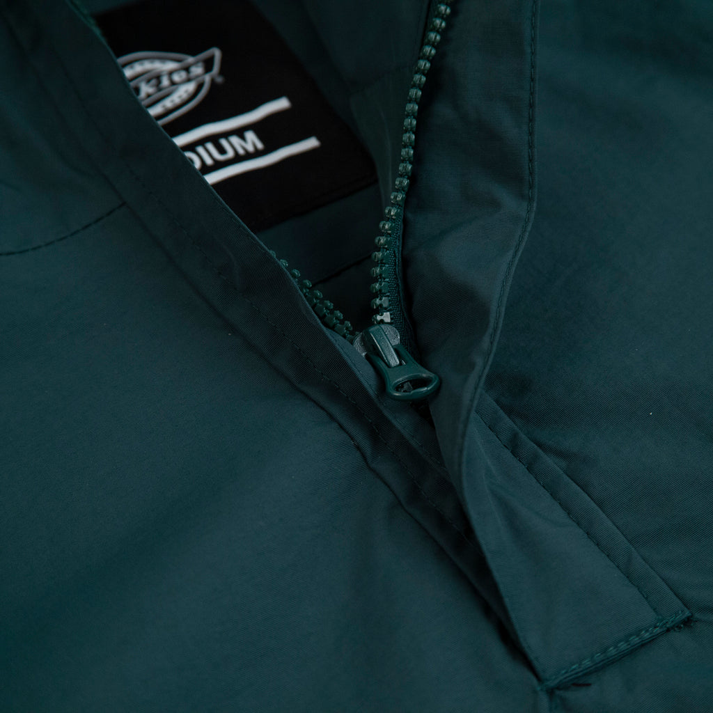 Dickies Rexville Jacket in Forest - Unzipped