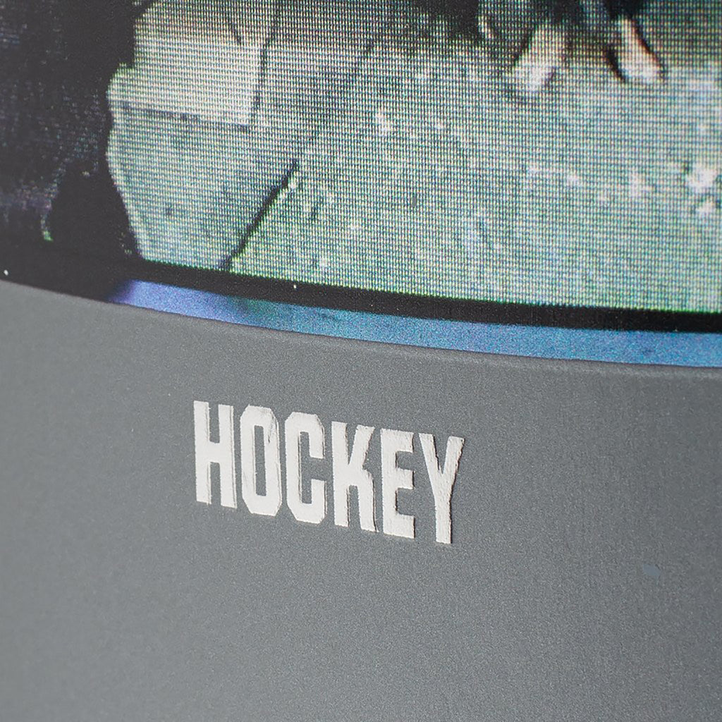 Hockey Skateboards Ricks Skateboard Deck - Text