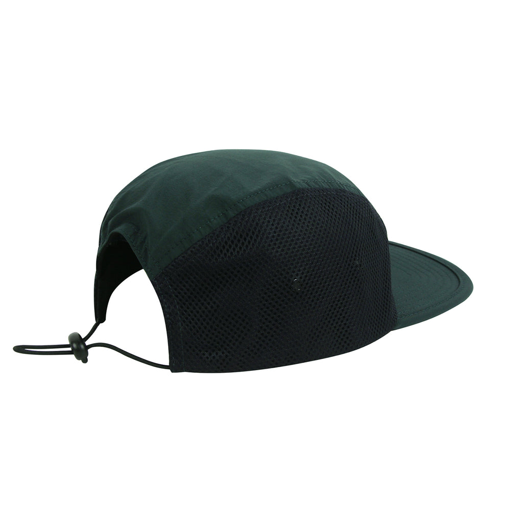 Helas Speed Cap in Green - Side