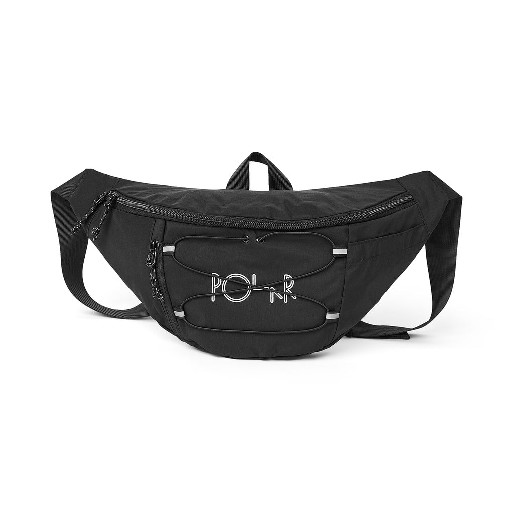 Polar Skate Co Sport Hip Bag in Black