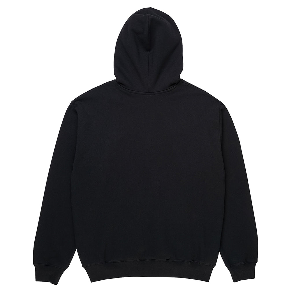 Polar Skate Co Star Hoodie in Black - Back