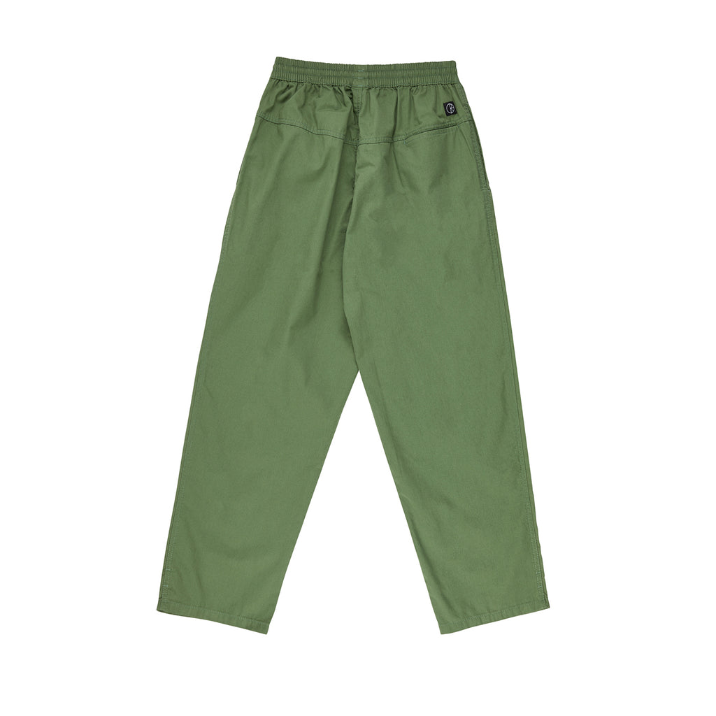 Polar Skate Co Surf Pants in Sage - Back