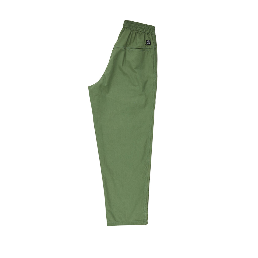 Polar Skate Co Surf Pants in Sage - Leg