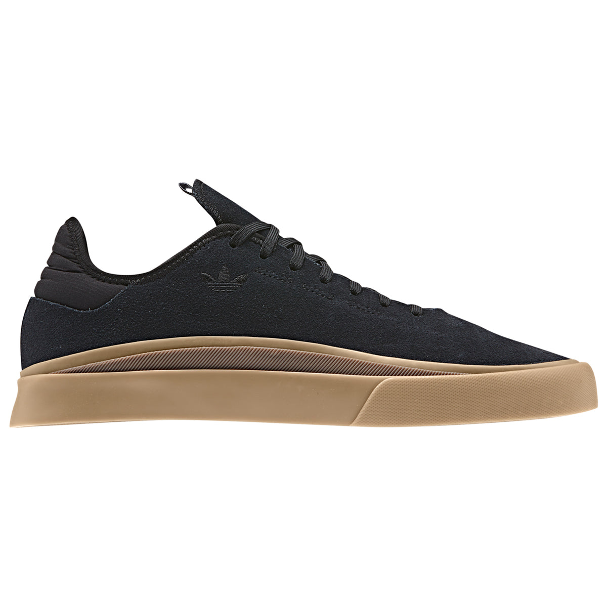 510fe3fb89860 Sabalo Shoes in Core Black   Gum 4   Gum 5 by Adidas Skateboarding ...