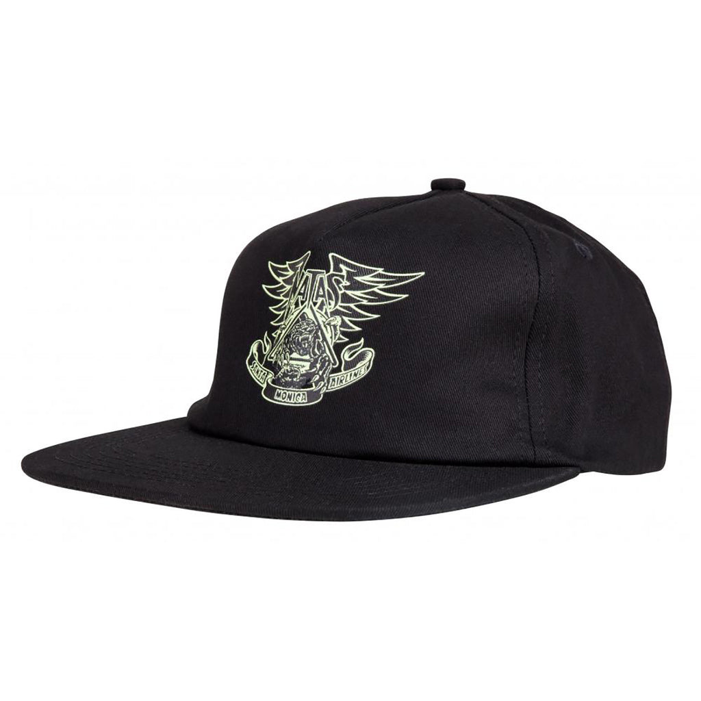 Santa Cruz Natas Panther Cap - Black