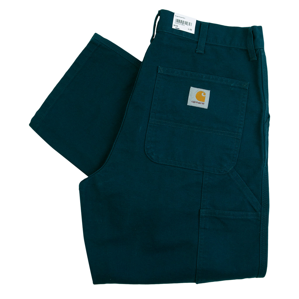 Carhartt WIP Single Knee Pant in Duck Blue