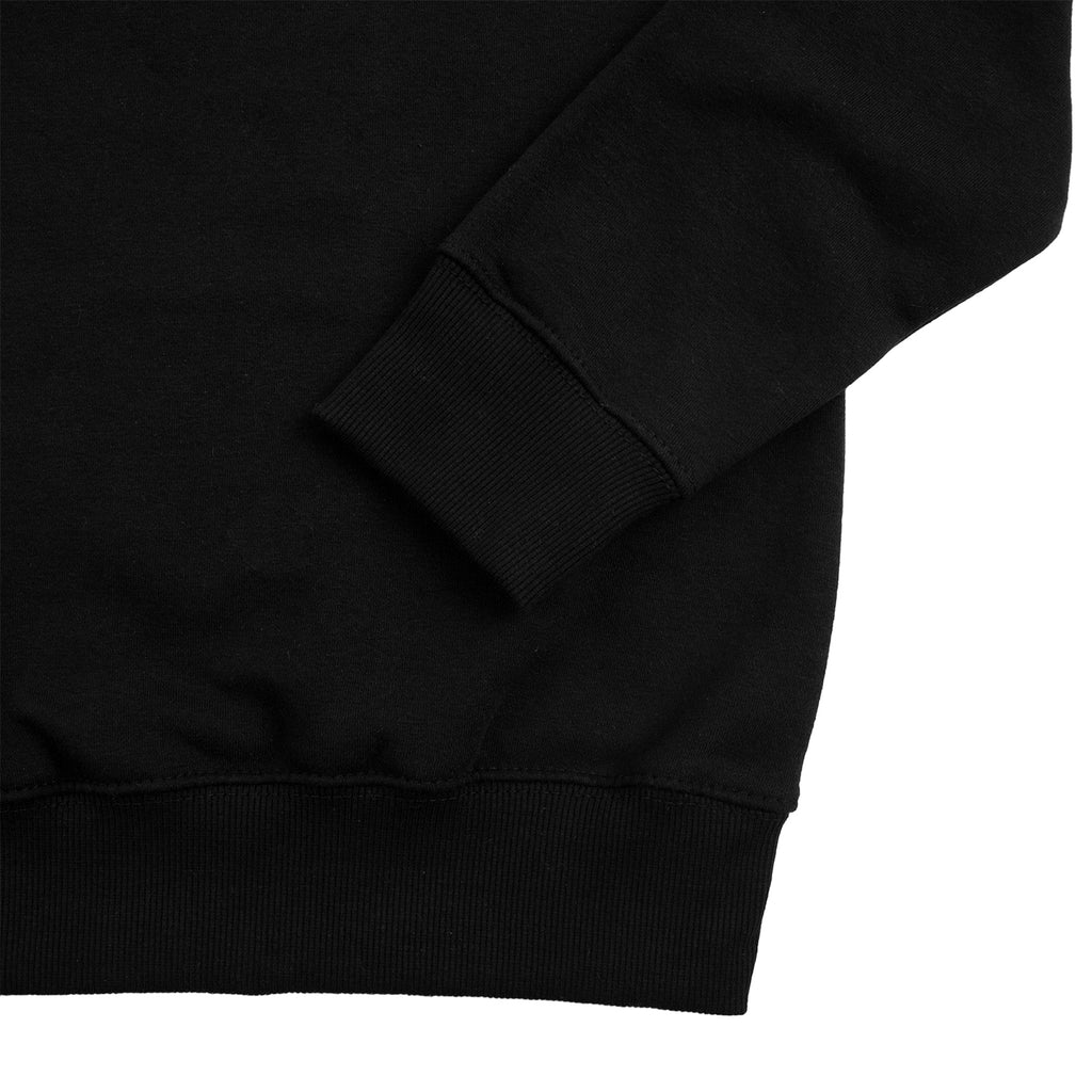 Signature Clothing Panther Sweatshirt in Black - Cuff 2