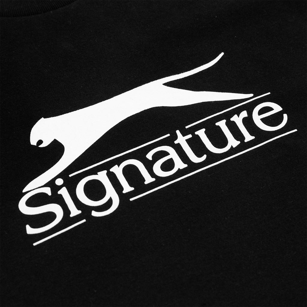 Signature Clothing Panther T Shirt - Black
