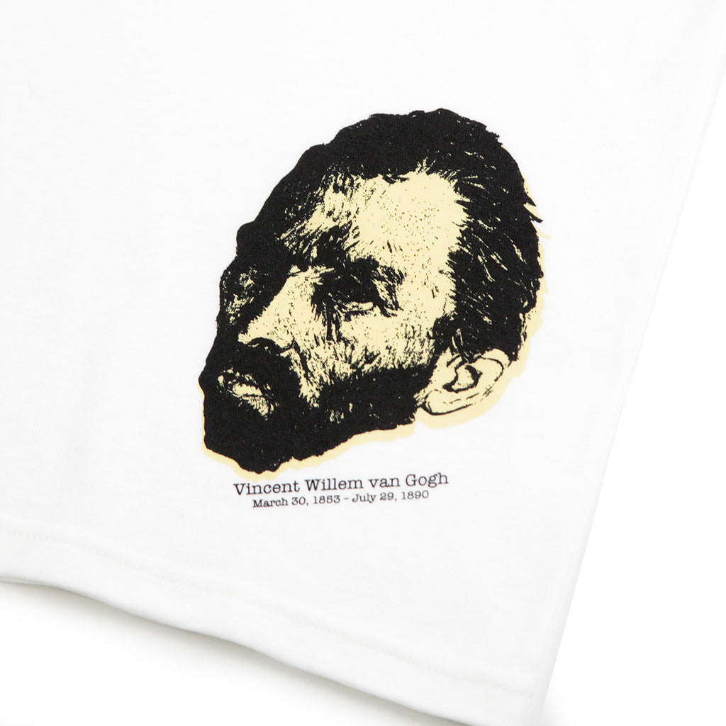 Stussy Gallery T Shirt in White - Gallery 4