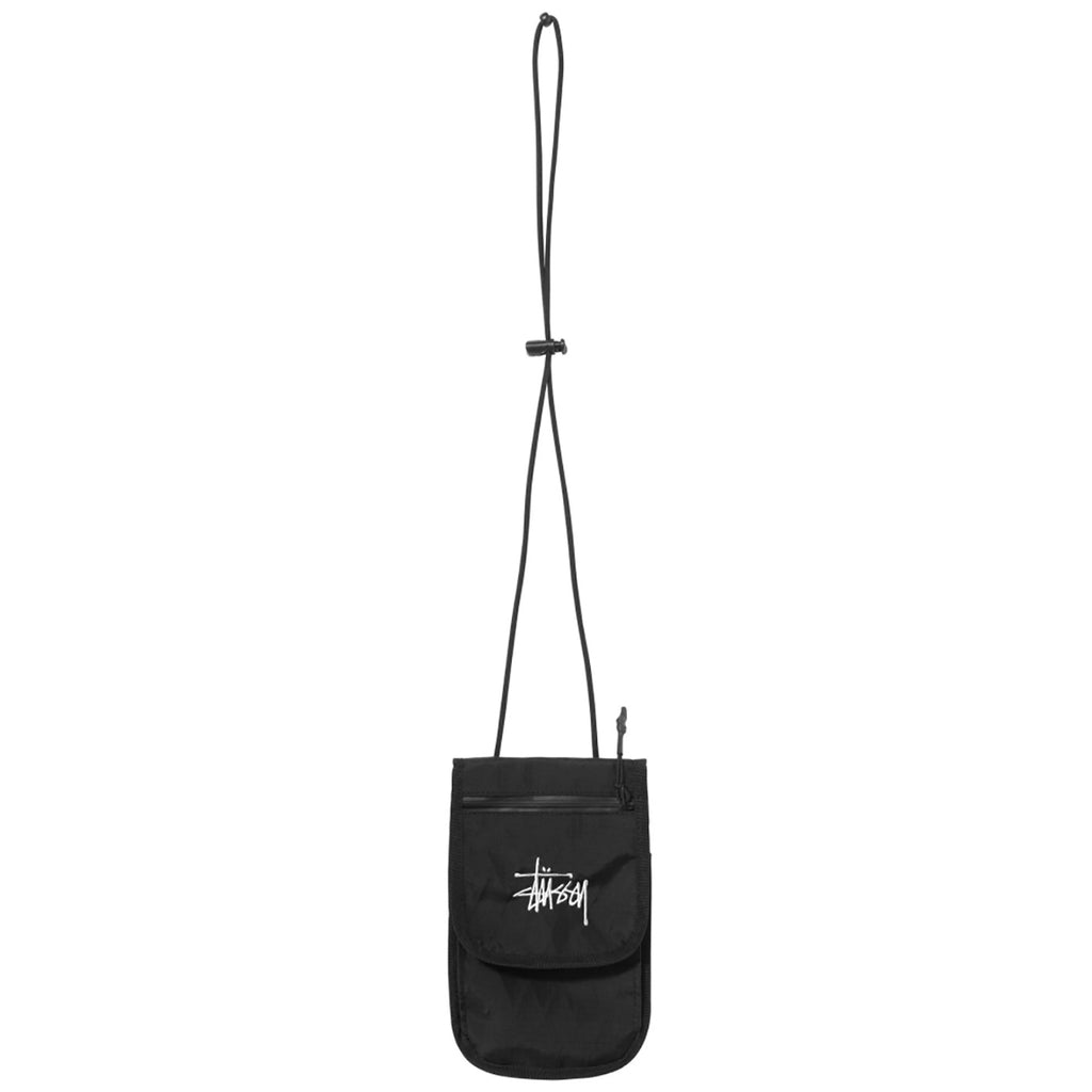 Stussy Travel Pouch in Black