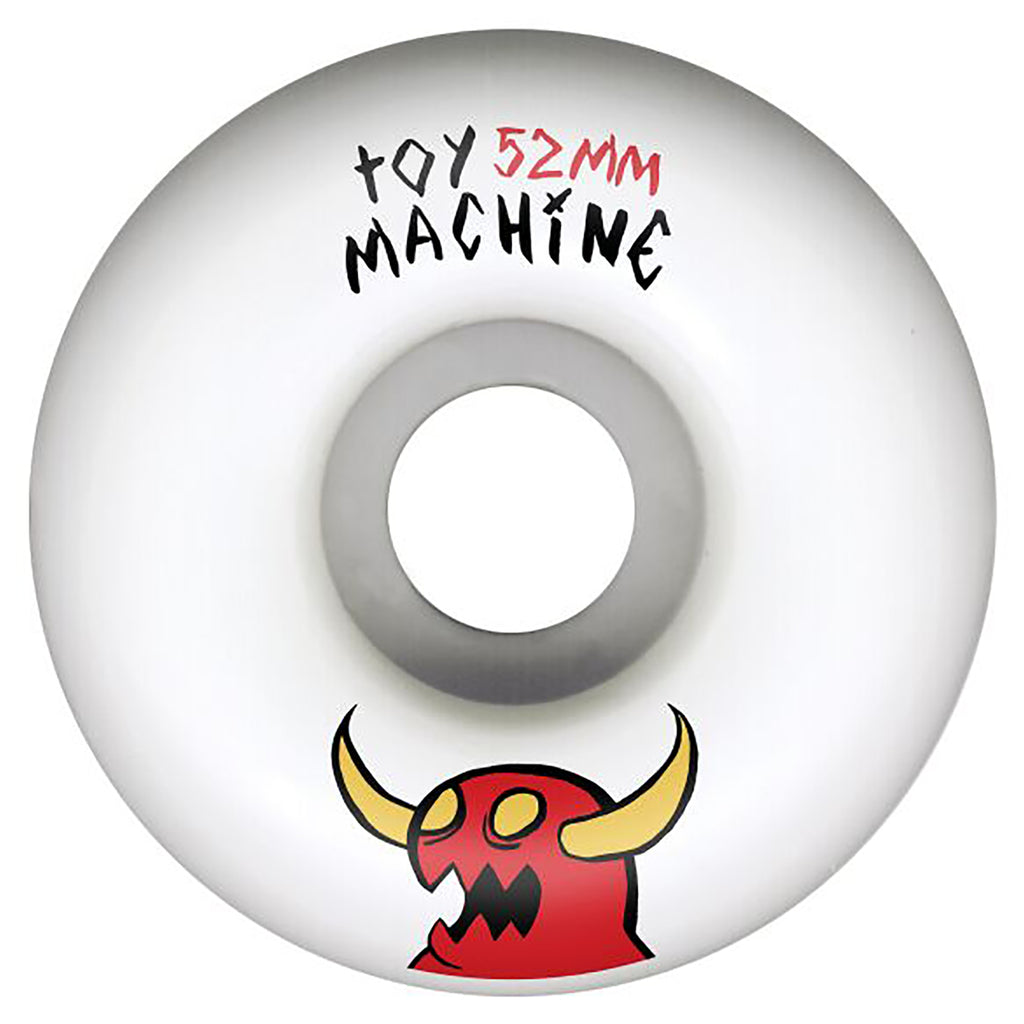 Toy Machine Sketchy Monster Wheels in 52mm