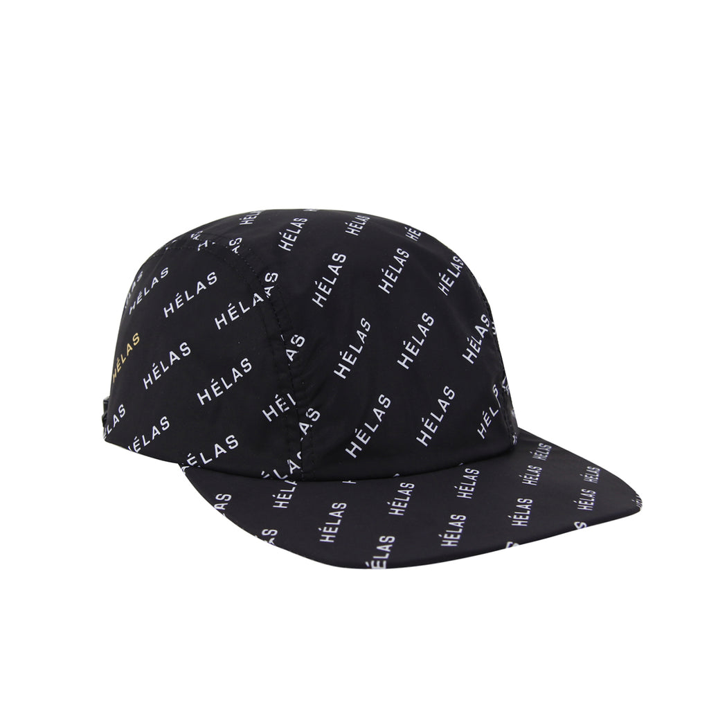Helas Typocal Cap in Black