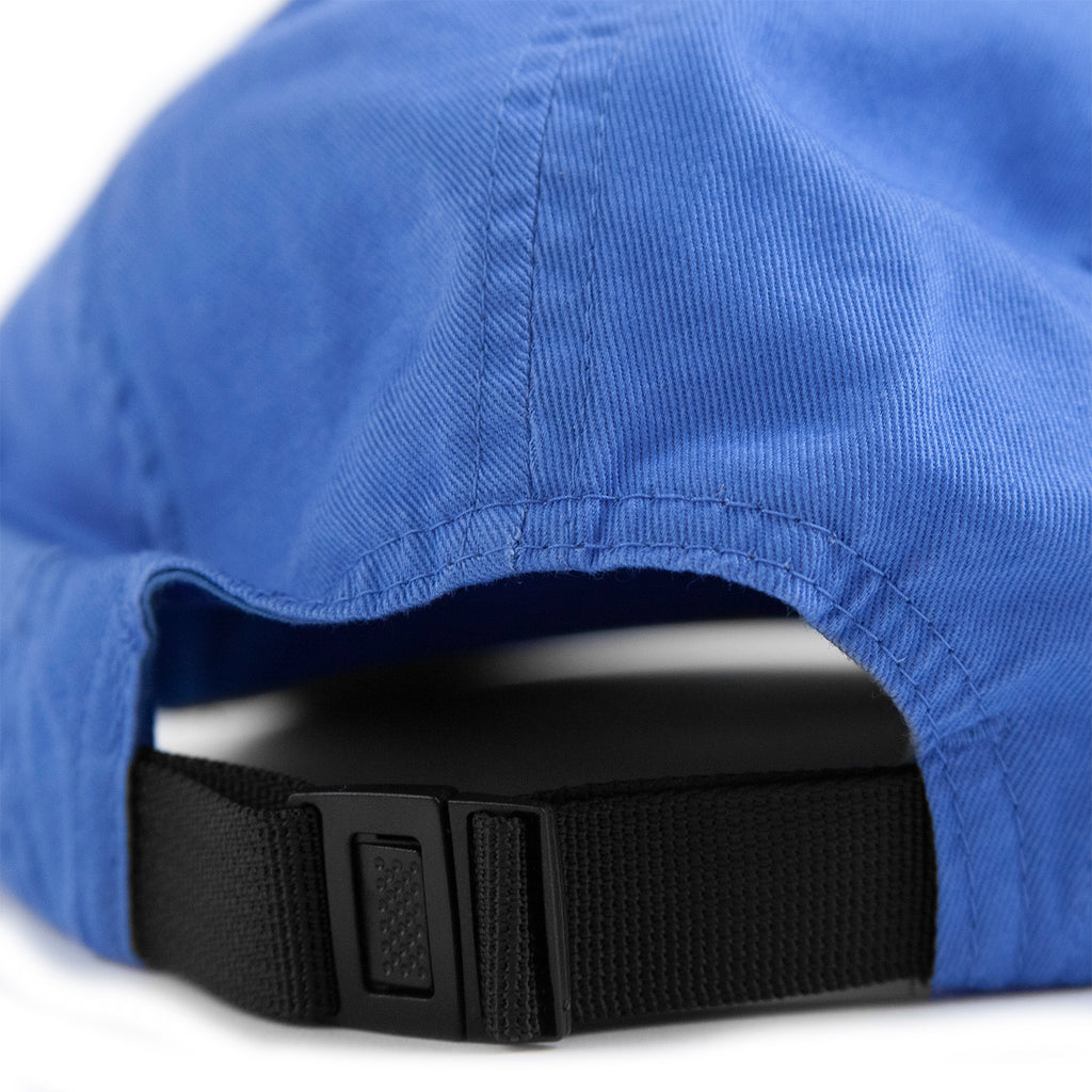 Bored of Southsea Daily Use 5 Panel Cap in Blue - Back