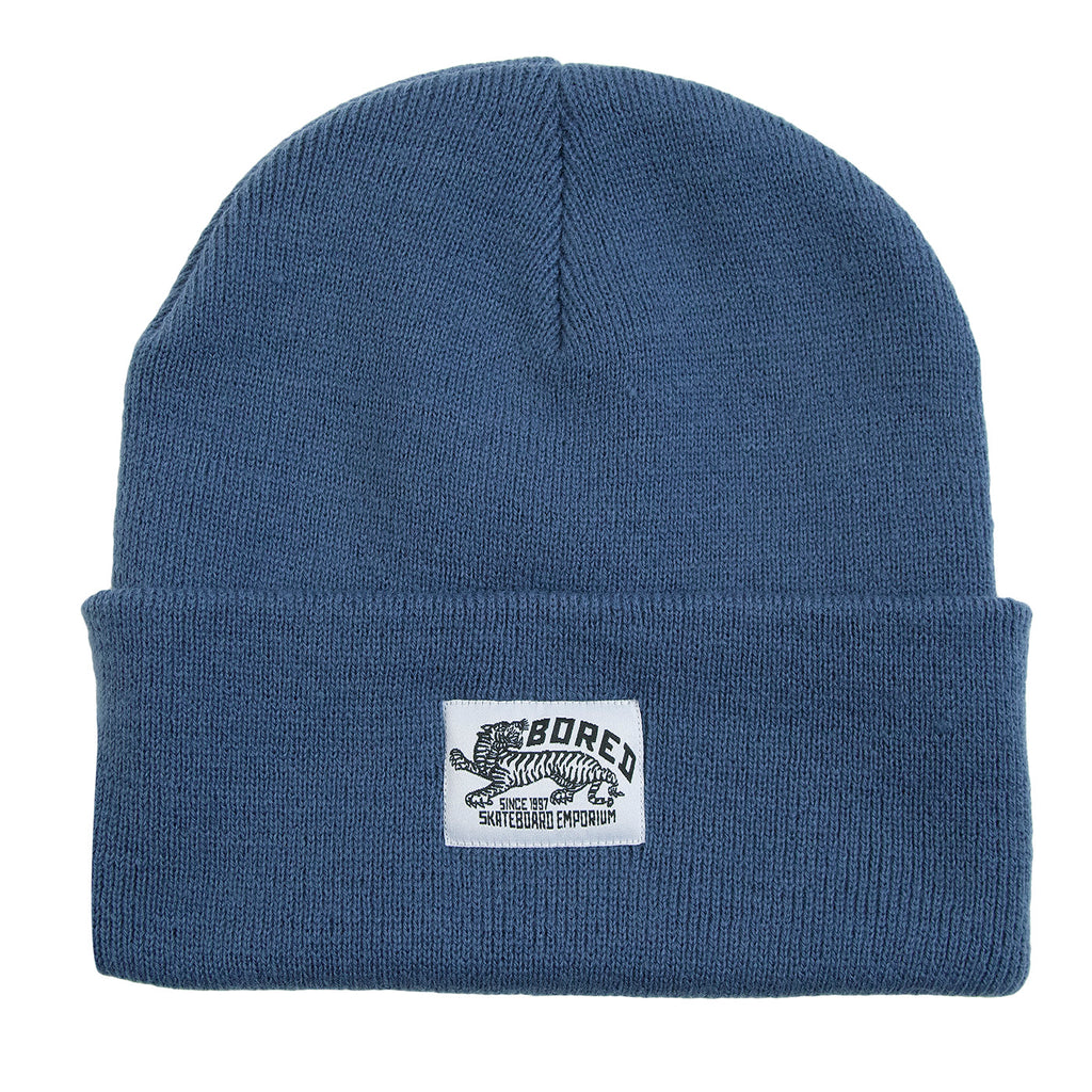 Bored of Southsea Daily Use Beanie in Airforce Blue