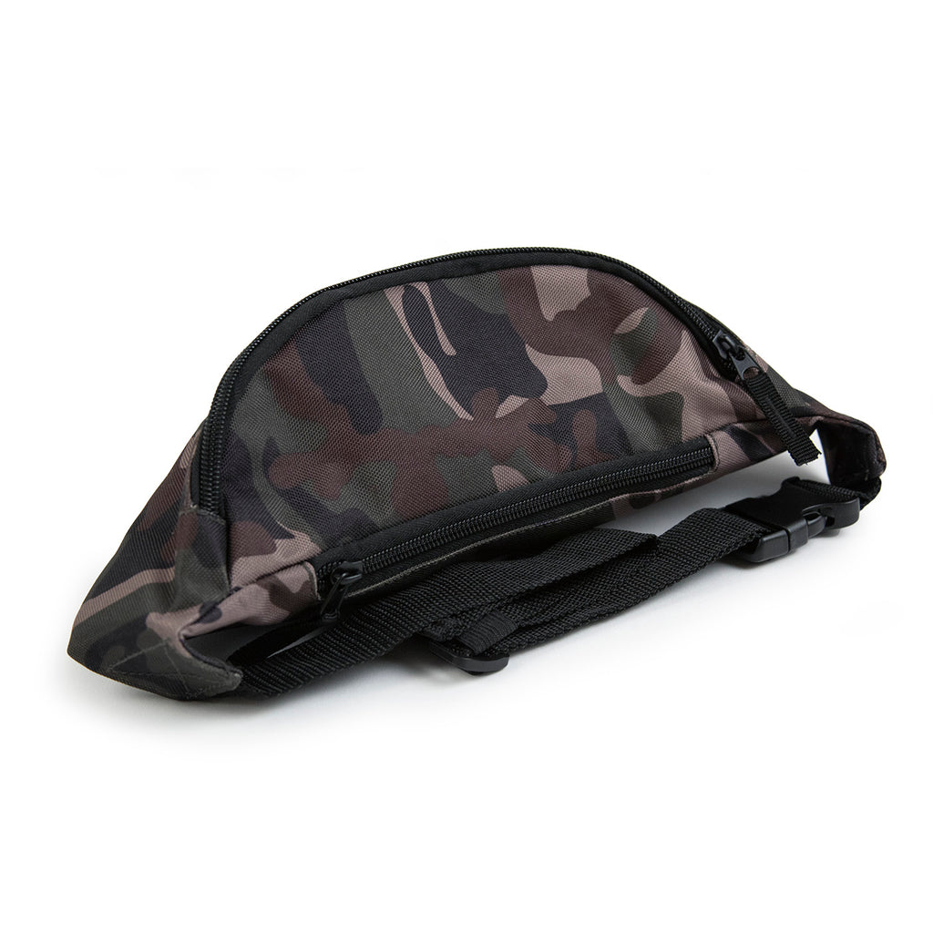 Bored of Southsea Daily Use Bumbag in Camo - Back