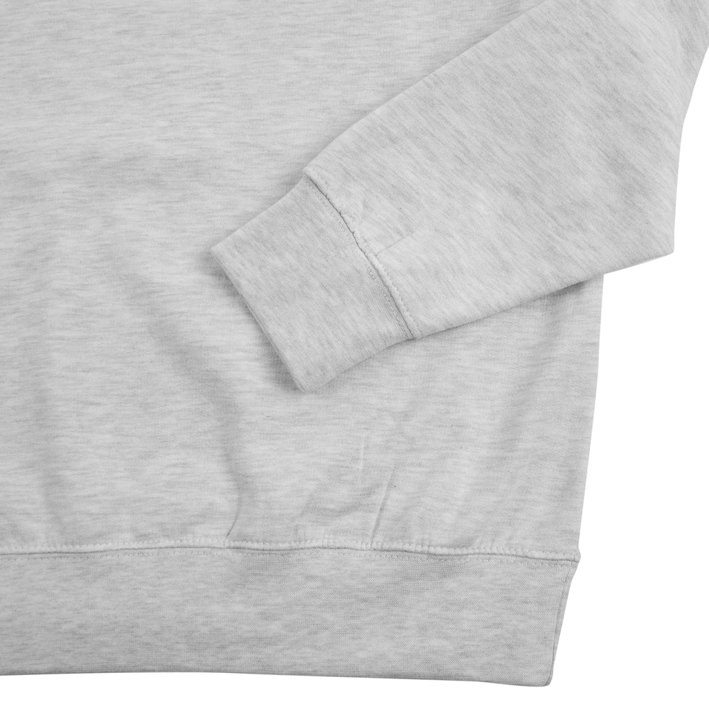 Bored of Southsea Tiger Emporium Sweatshirt in Ash Grey - Cuff