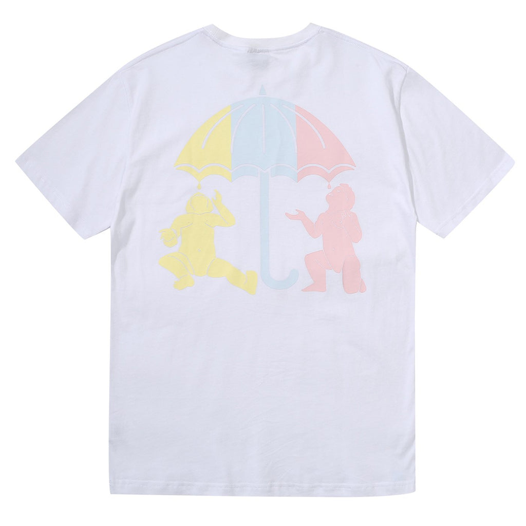 Helas UMB Twins T Shirt in White