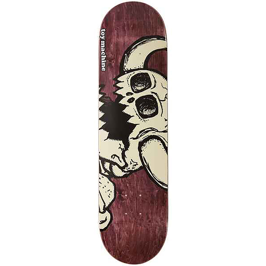 Toy Machine Vice Dead Monster Skateboard Deck in 8.25""