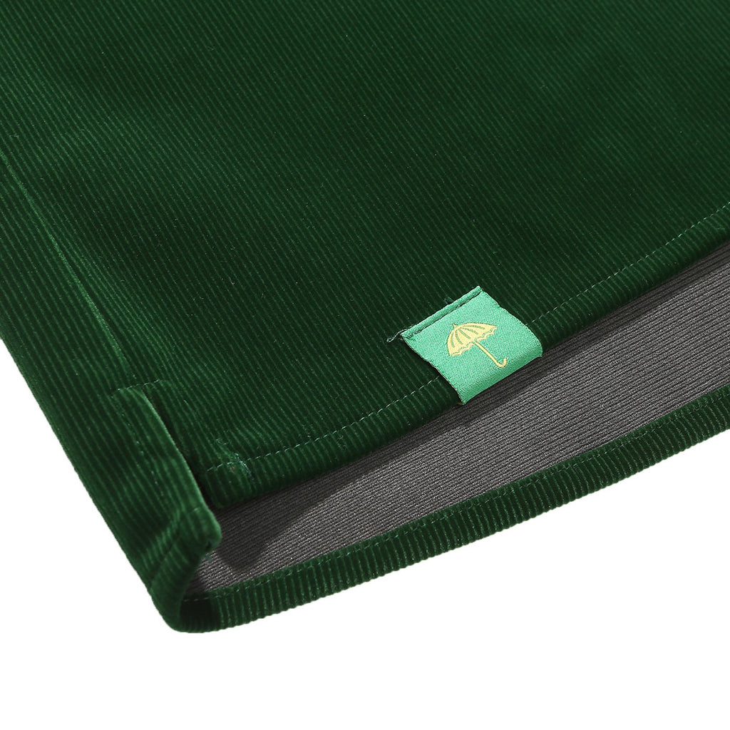 Helas L/S VŒUX Shirt in Green - Label